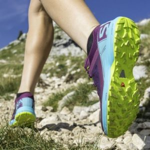Calzado trail mujer